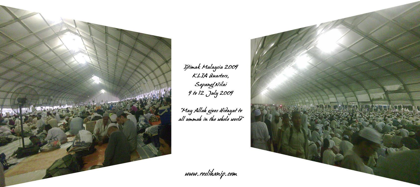 Ijtimak Malaysia 2009