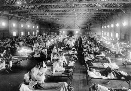 The Great Influenza (1918-1919)