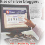 Rise of Silver Bloggers in Malaysia