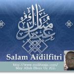 Salam AidilFitri 2008