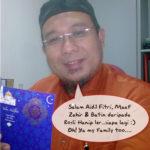 Salam AidilFitri 2009