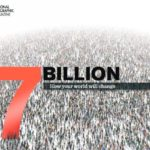 A crowded earth | 7 Billion Population