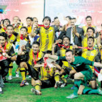 Mental Strength of Team Malaysia
