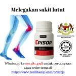 Ubat sakit lutut paling berkesan
