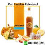 Pati Lanchar pembersih kolesterol paling berkesan dan mujarab